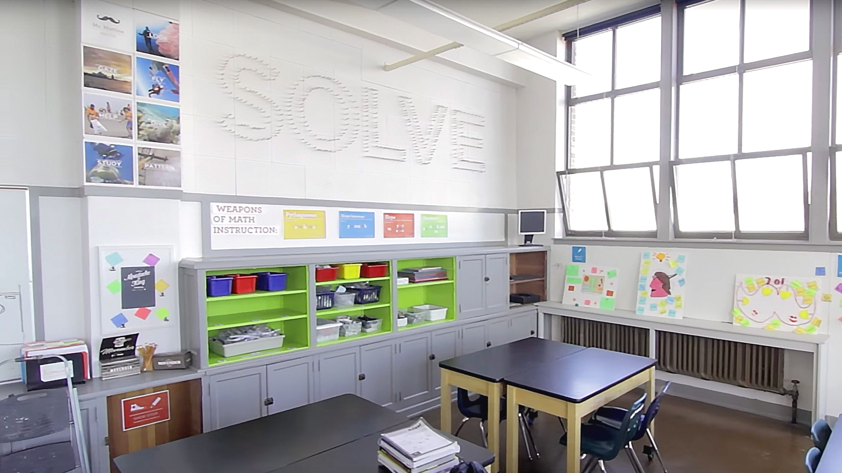 Minimalist Classroom Music ~ Tips and tricks to redesign your classroom edutopia