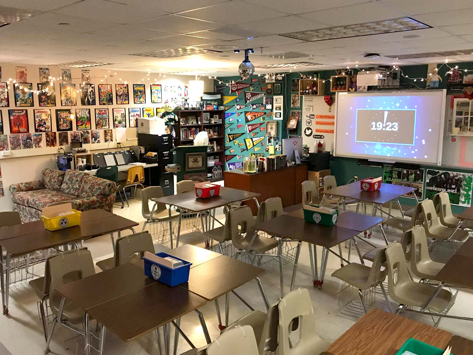 Modular Classroom Seating ~ High school flexible seating done right edutopia