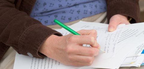 Ways to make grading less stressful
