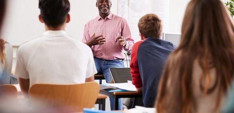Teacher-administrators bring benefits to their schools.