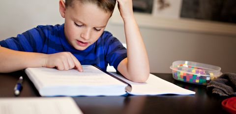 Math anxiety develops as early as kindergarten.