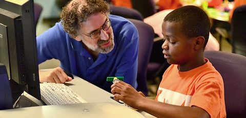 A leading researcher discusses coding in K-12 schools