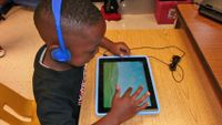 Ed resources learn pad apps