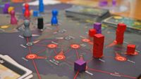 Photo of the board game Pandemic