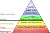 Addressing Our Needs: Maslow Comes to Life for Educators and
