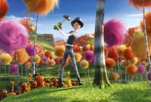 Still from the movie The Lorax
