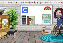 A Bitmoji Classroom