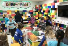 The Lego makerspace discussed by the author