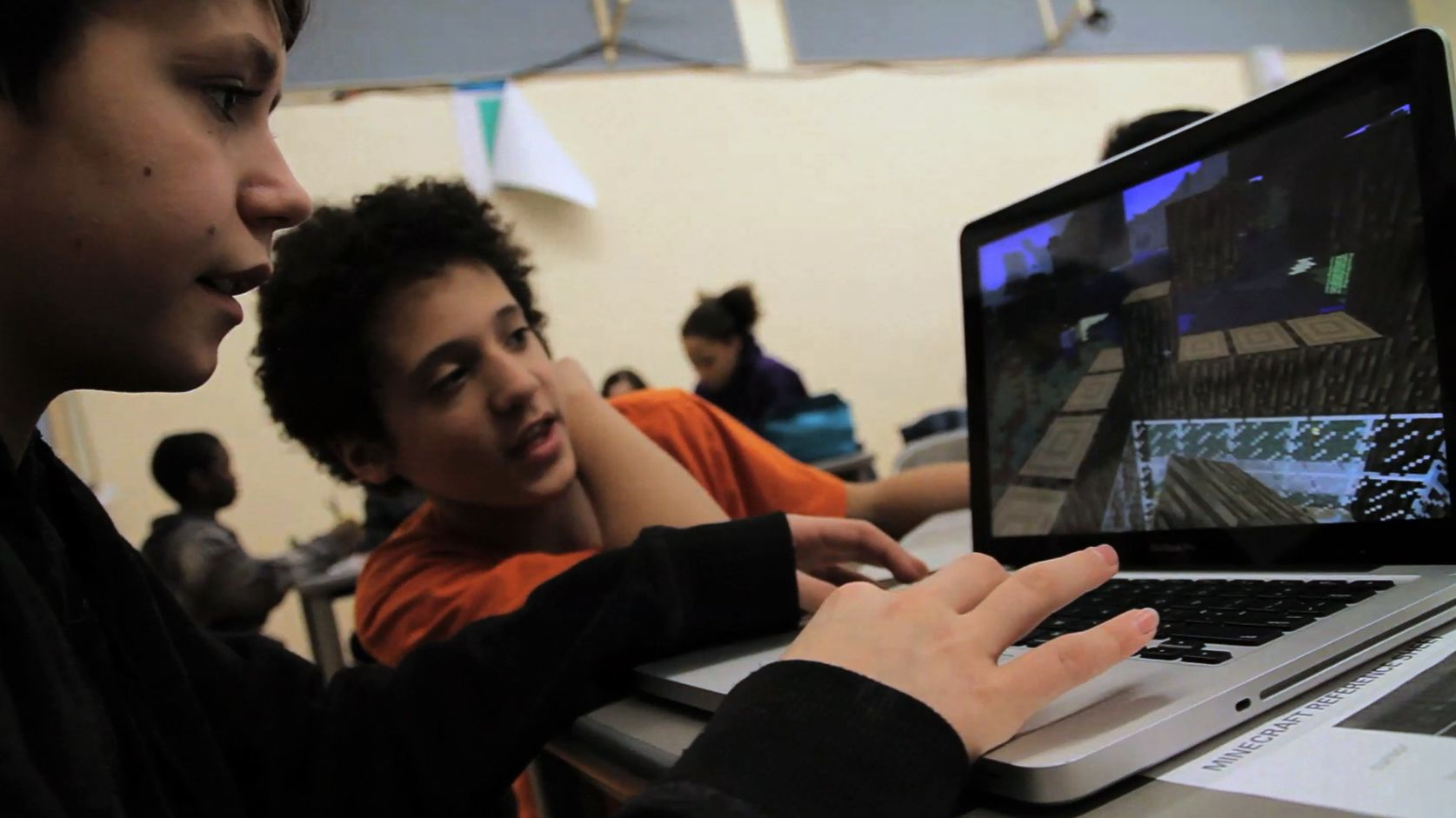 The Minecraft Cell: Biology Meets Game-Based Learning