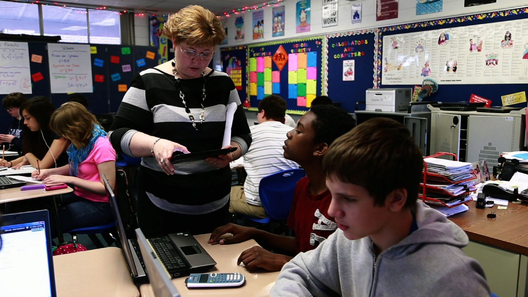 How a Single iPad Can Benefit a Whole Class