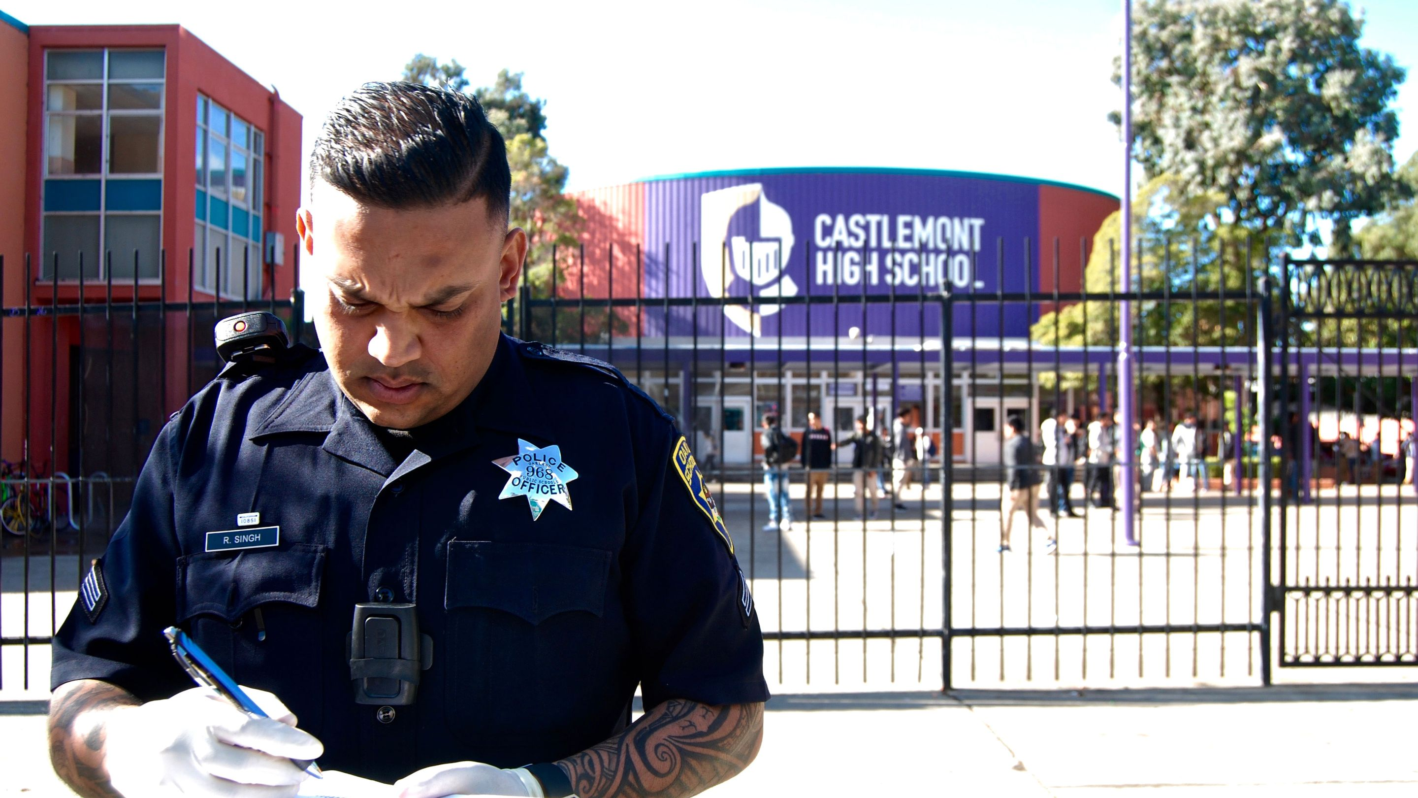 In Oakland, Reinventing School Policing | Edutopia