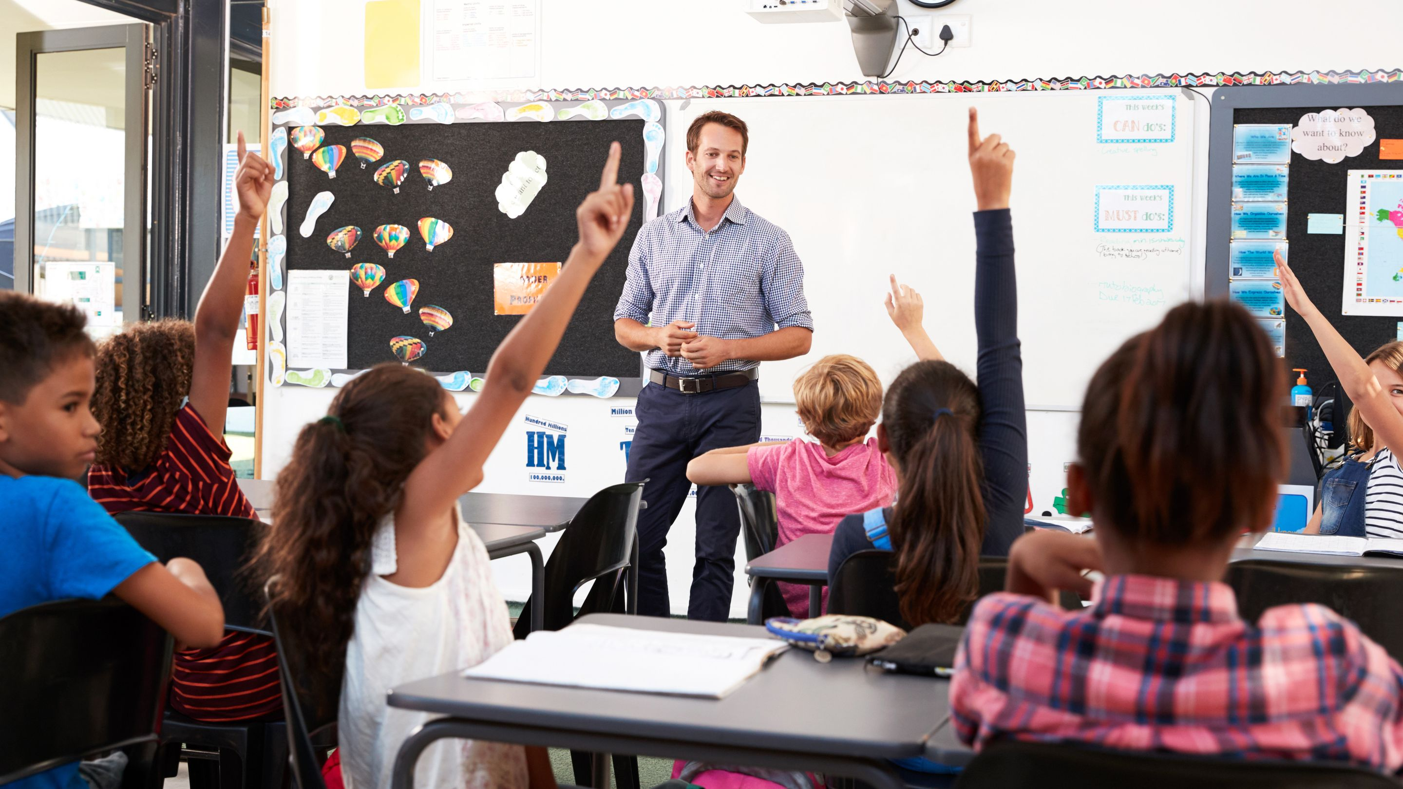Giving Students Think Time | Edutopia