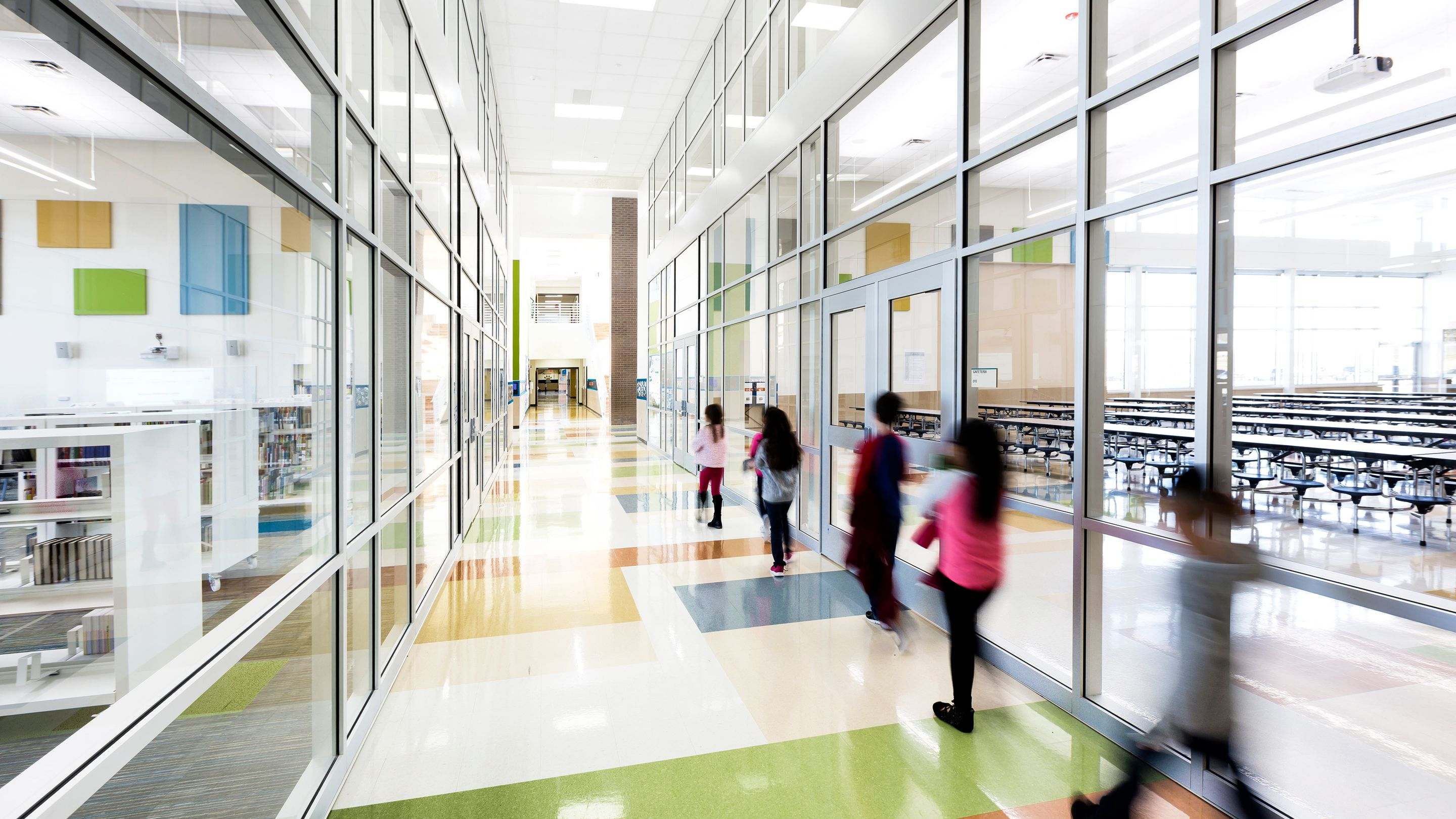 The Architecture of Ideal Learning Environments | Edutopia