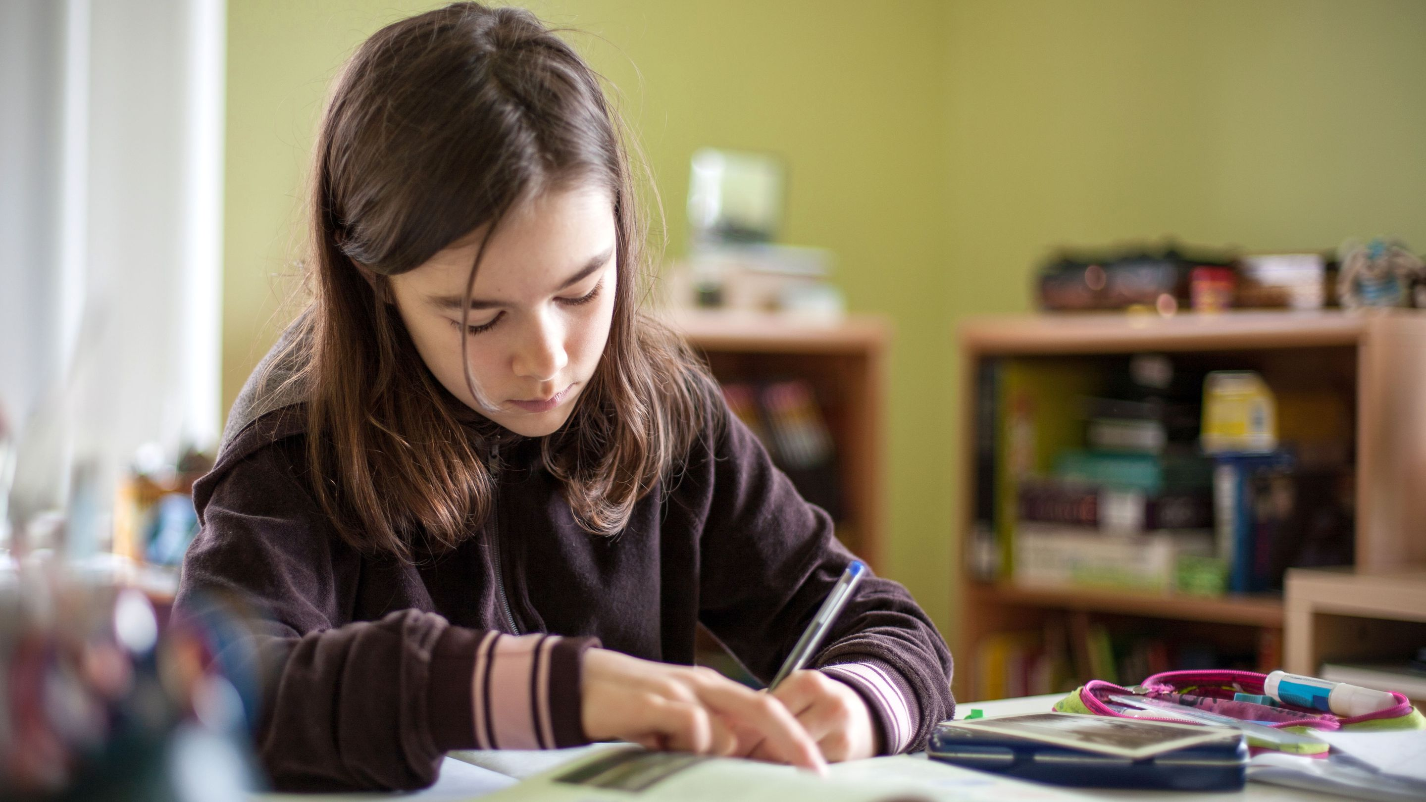 Important New Study Of Homework >> What S The Right Amount Of Homework Edutopia