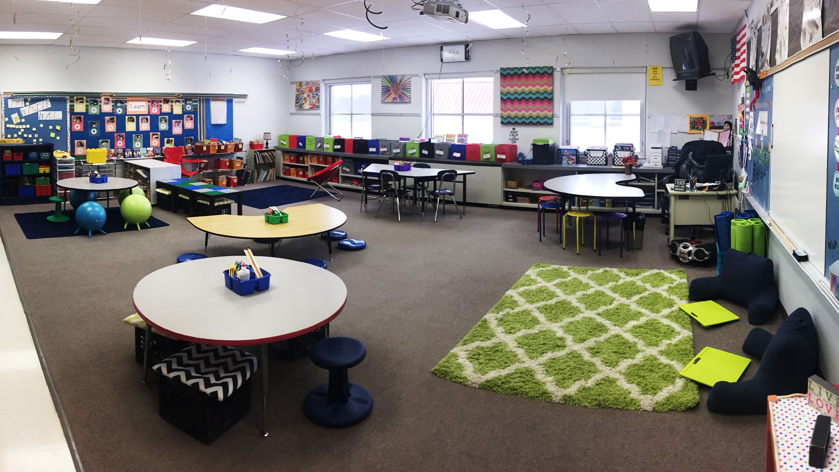 Classroom Decor Research ~ Flexible classrooms research is scarce but promising