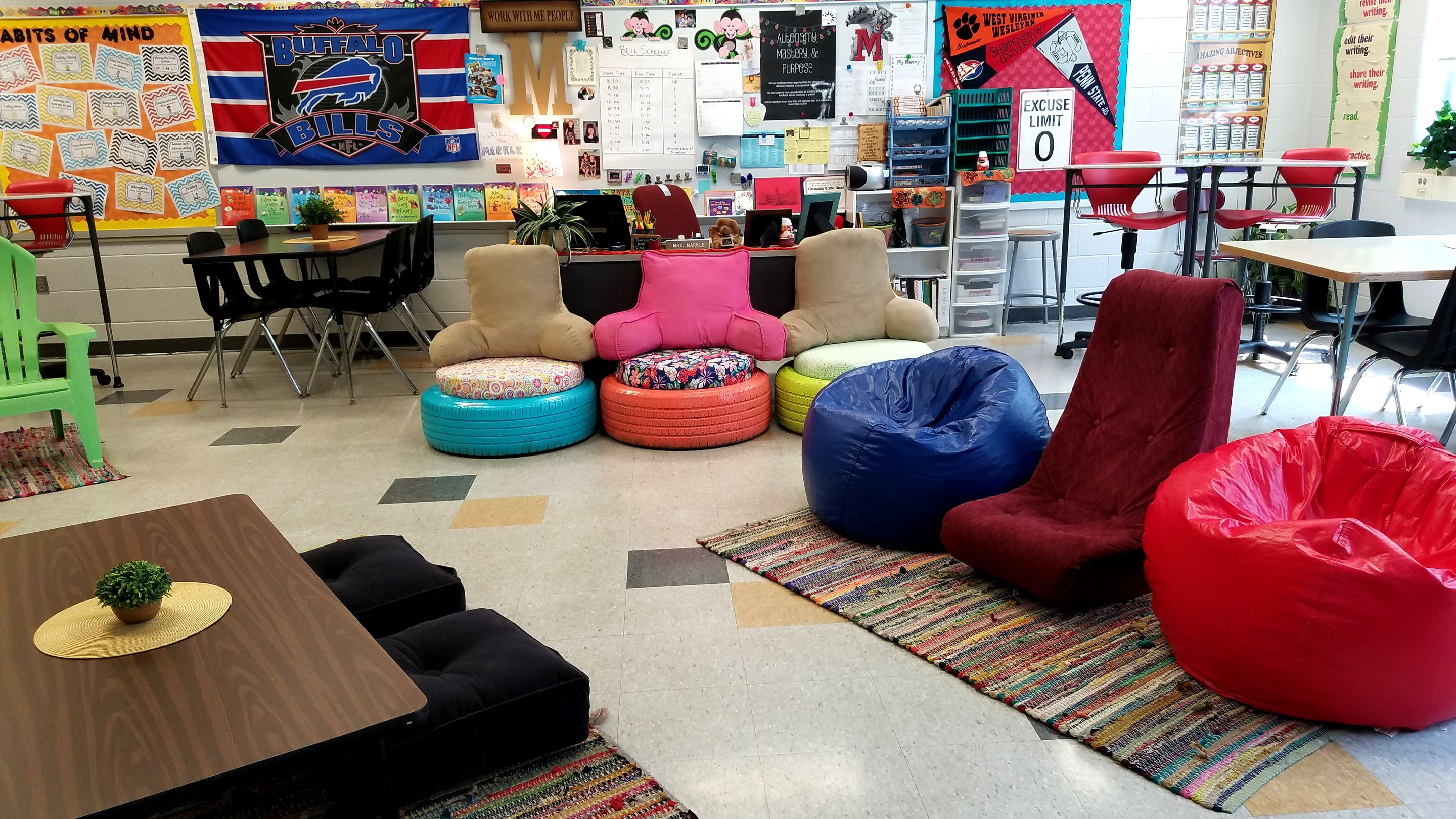 Reflections On Shifting To A Flexible Classroom Edutopia
