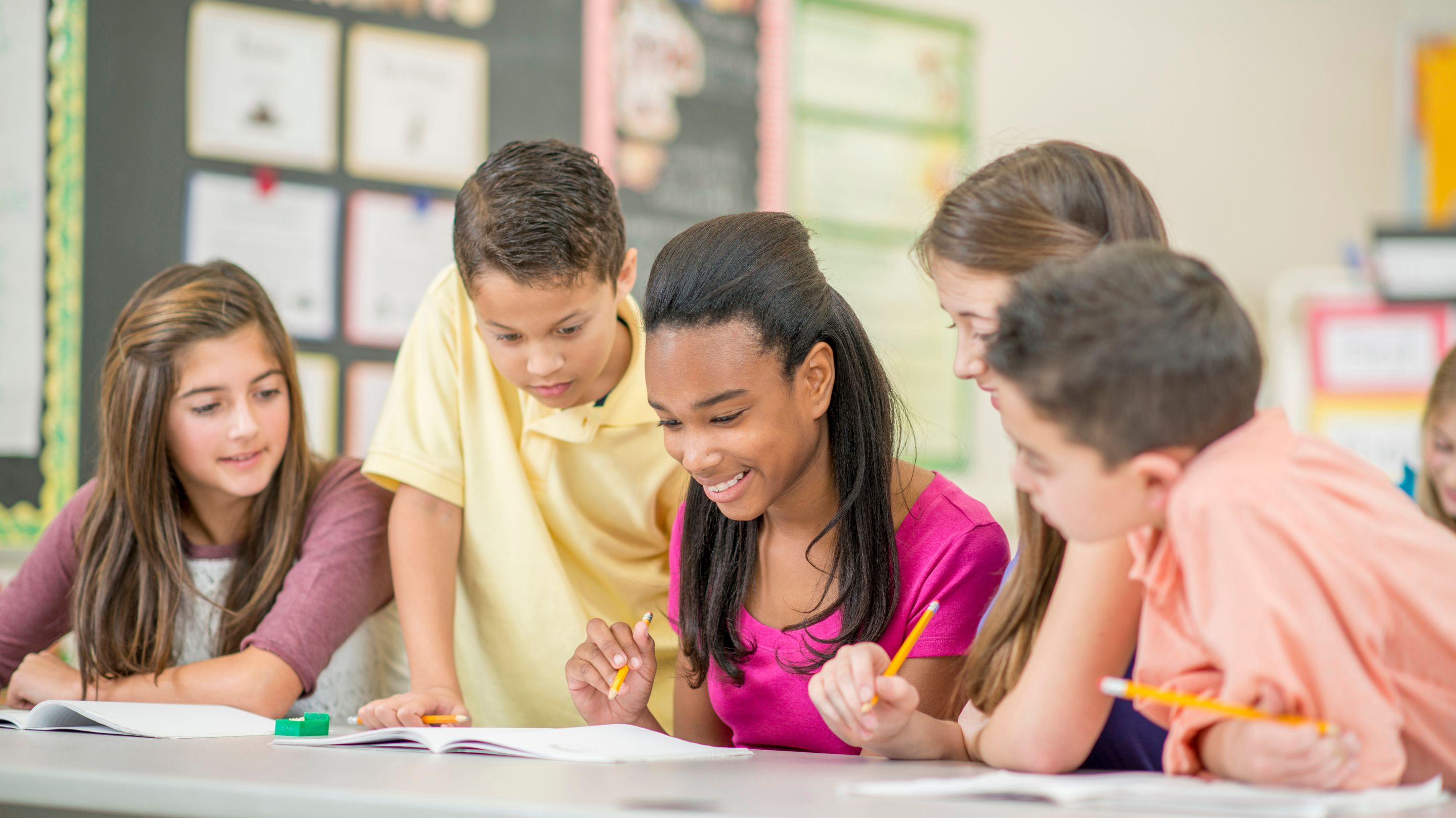 5 Ways to Incorporate SEL in Middle School