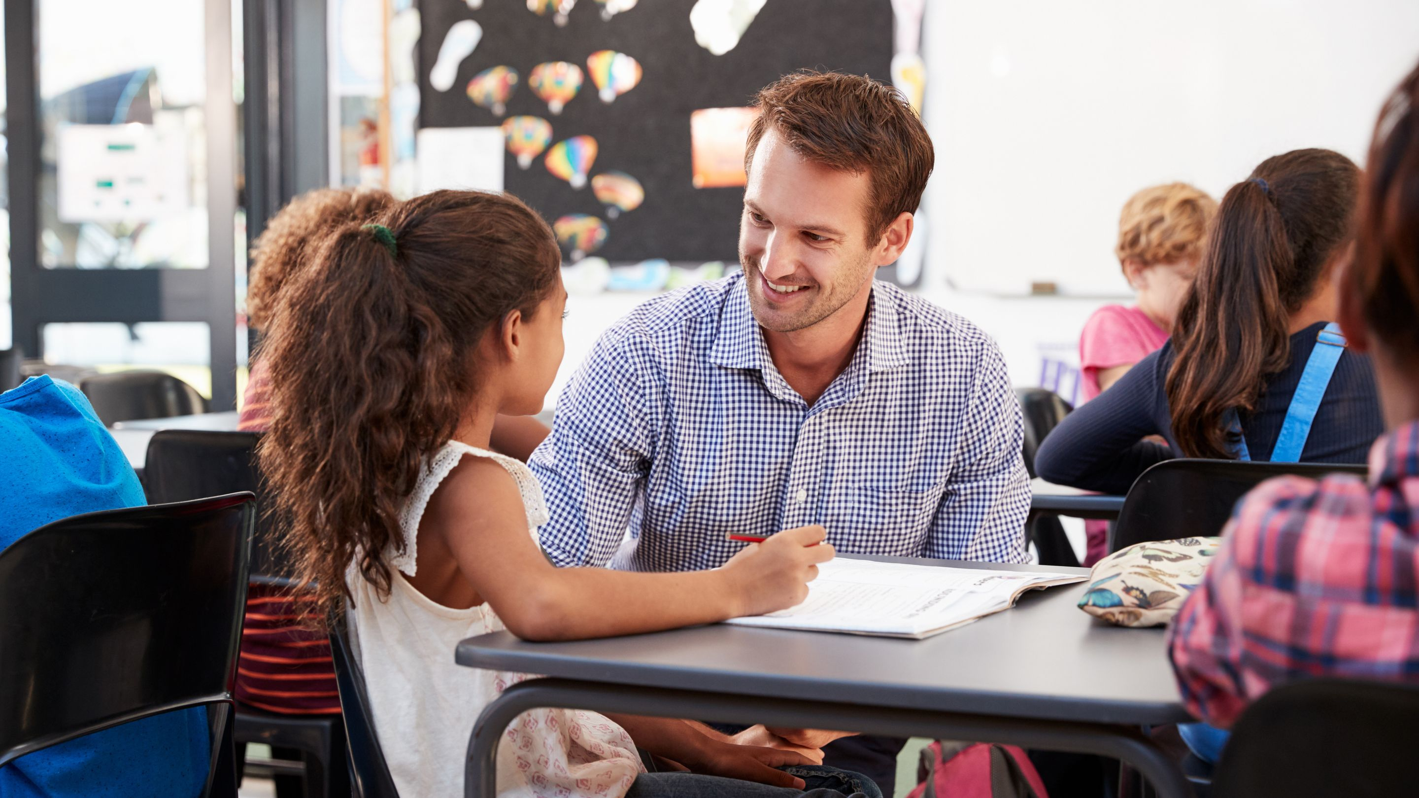 The Key To Effective Classroom Management