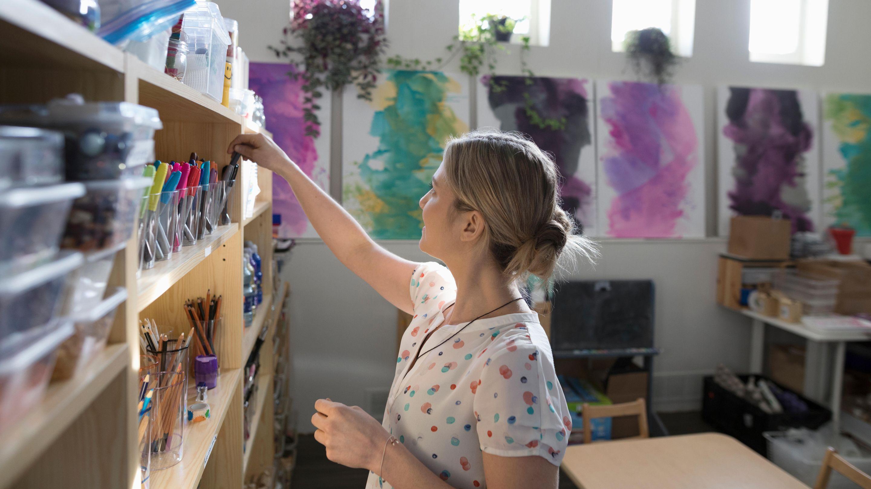 Decluttering Your Classroom