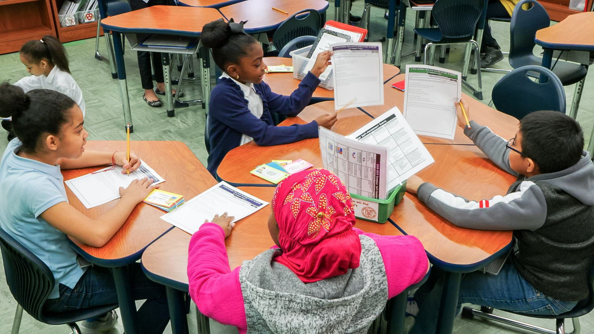 A Game-Changing Practice Fuses Math and Literacy