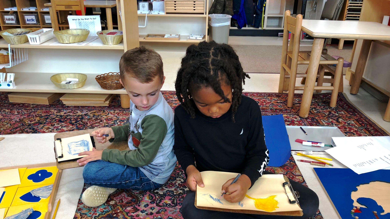 A Public School Makes the Case for 'Montessori for All'