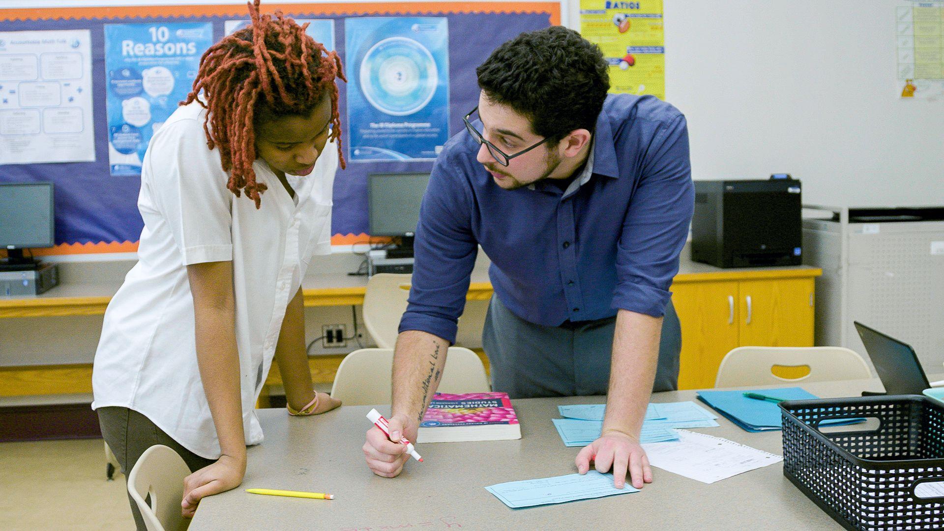 Blended Learning Built on Teacher Expertise