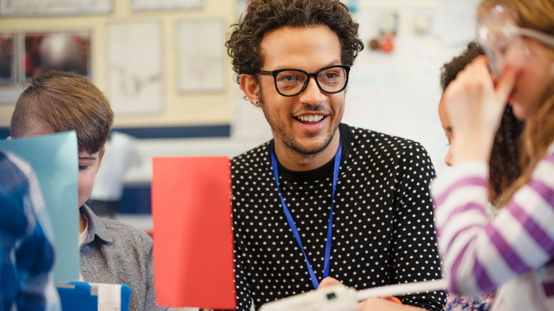 For Teachers, Risking Failure to Improve Practice