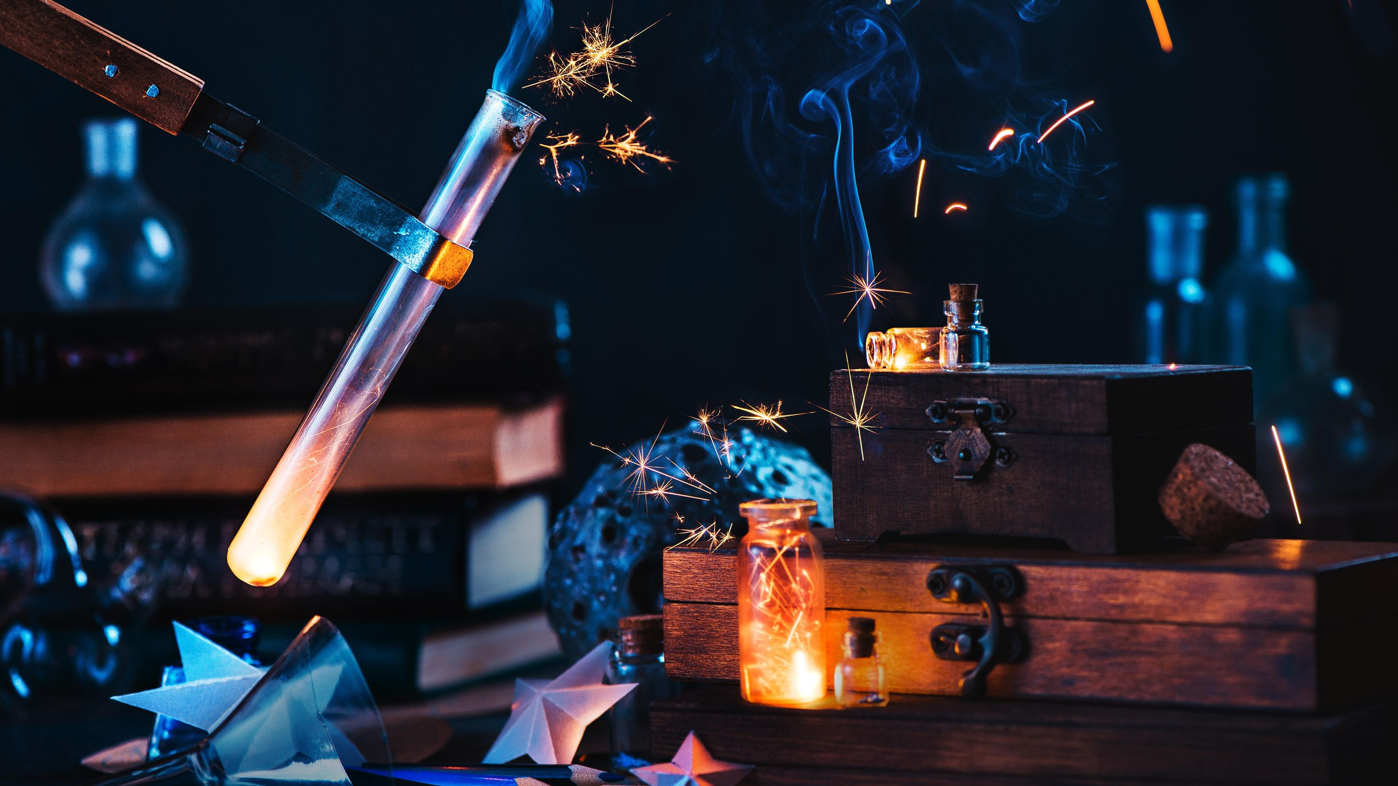 5 Science Experiments Inspired By Harry Potter Edutopia