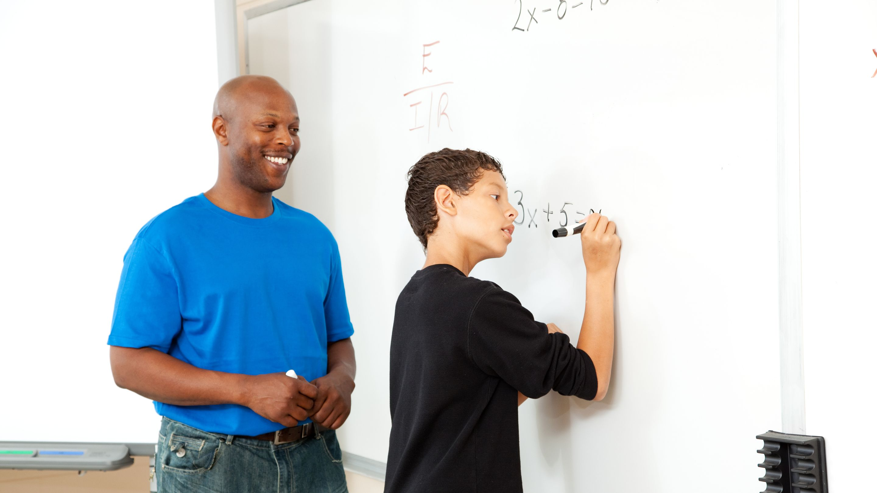 Improving Math Curriculum for English Language Learners