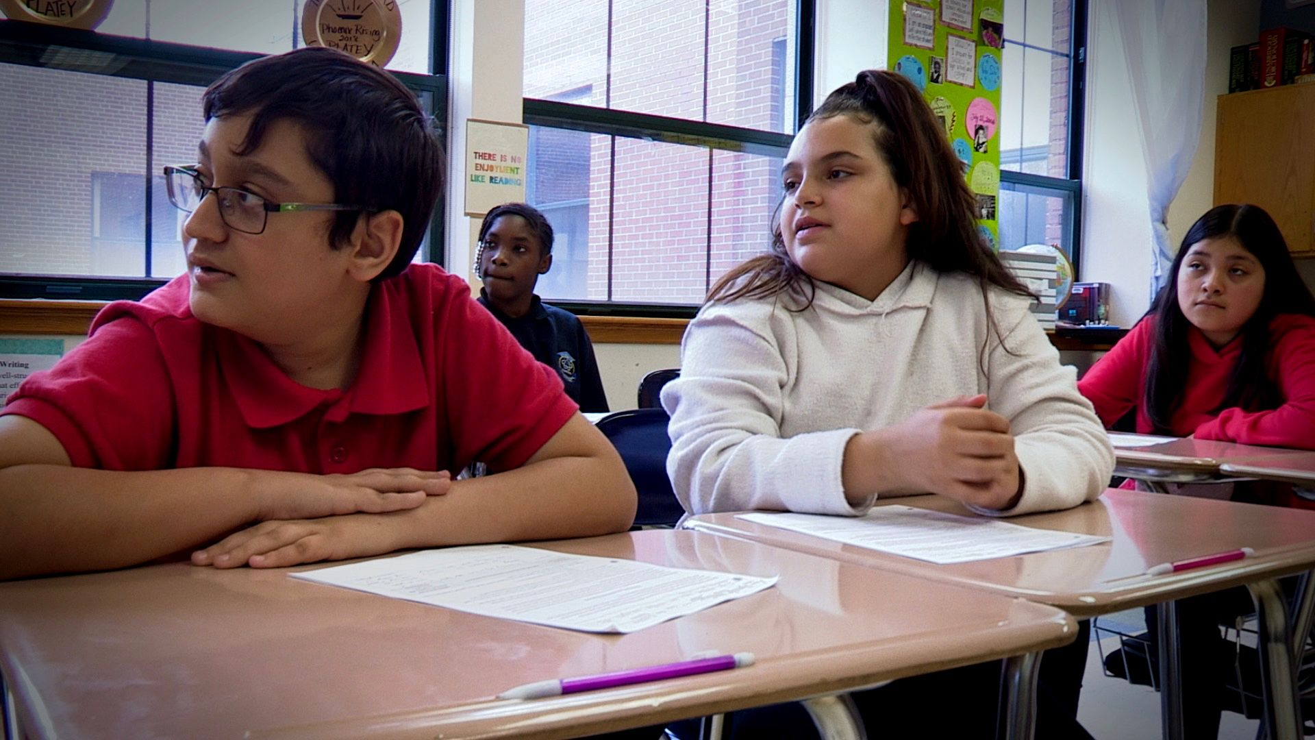 Building a School Like a Tight-Knit Family