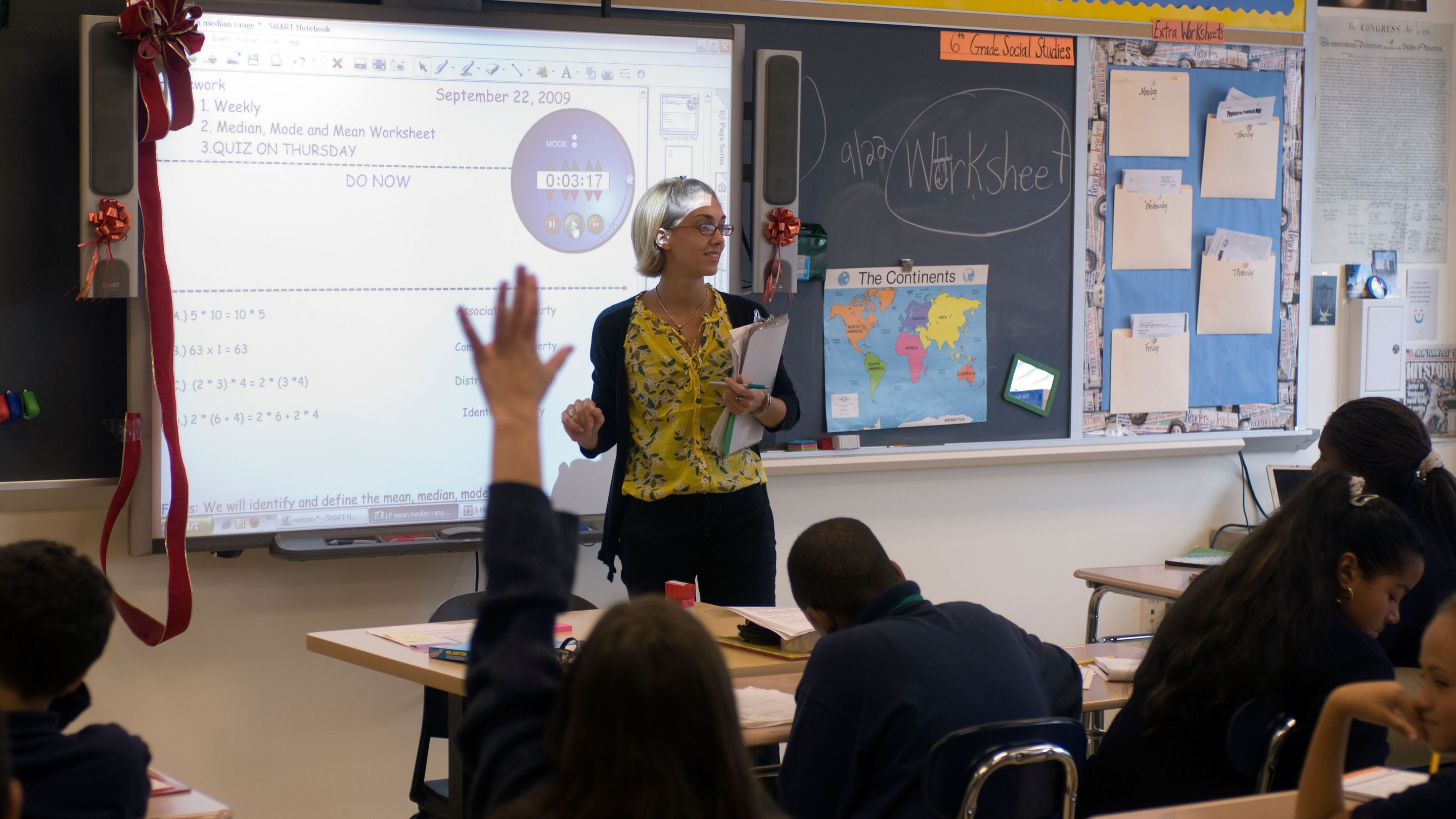 Bringing a Culturally Responsive Lens to Math Class