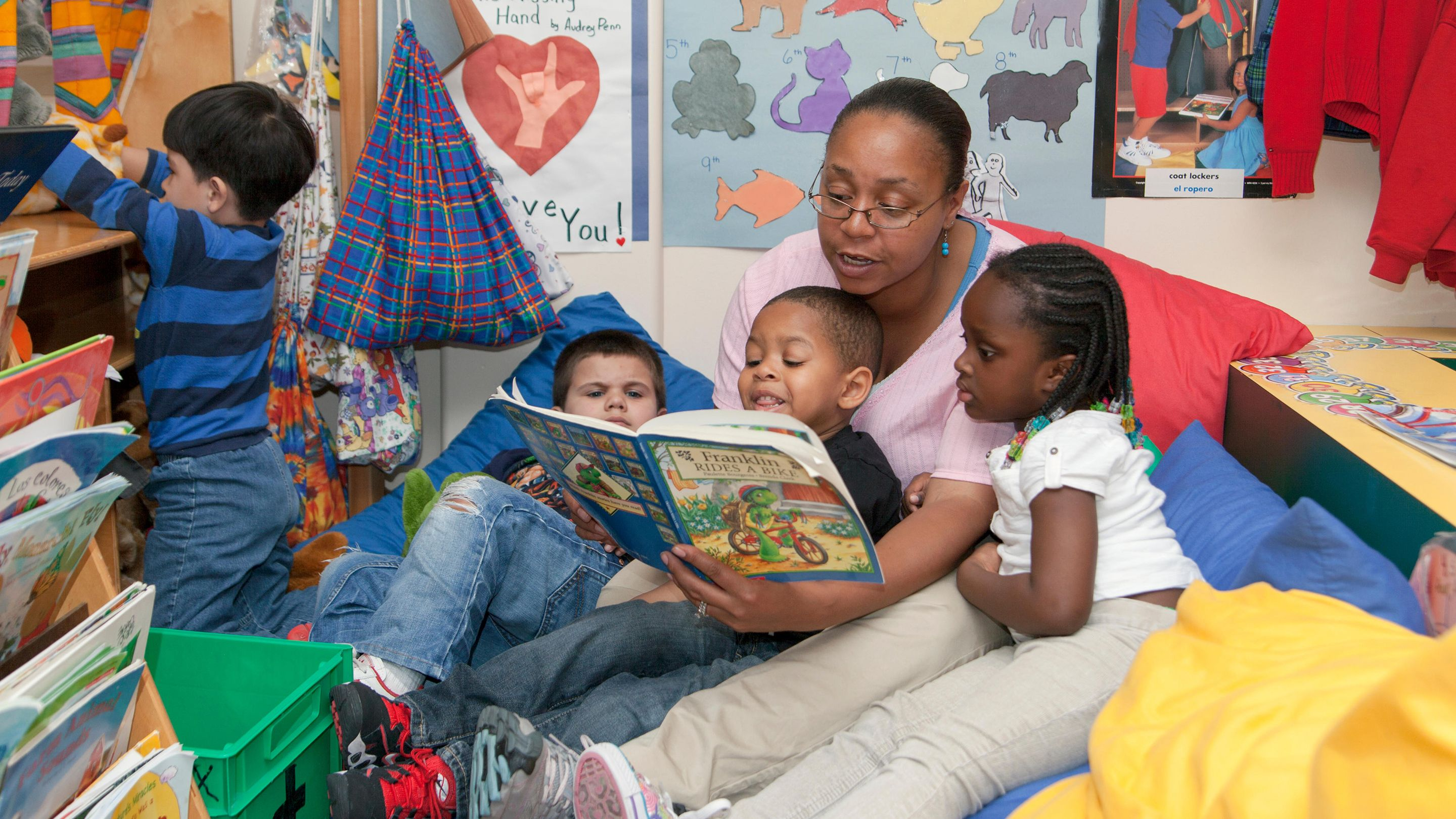 Preschoolers Prefer Books Rich in Whys