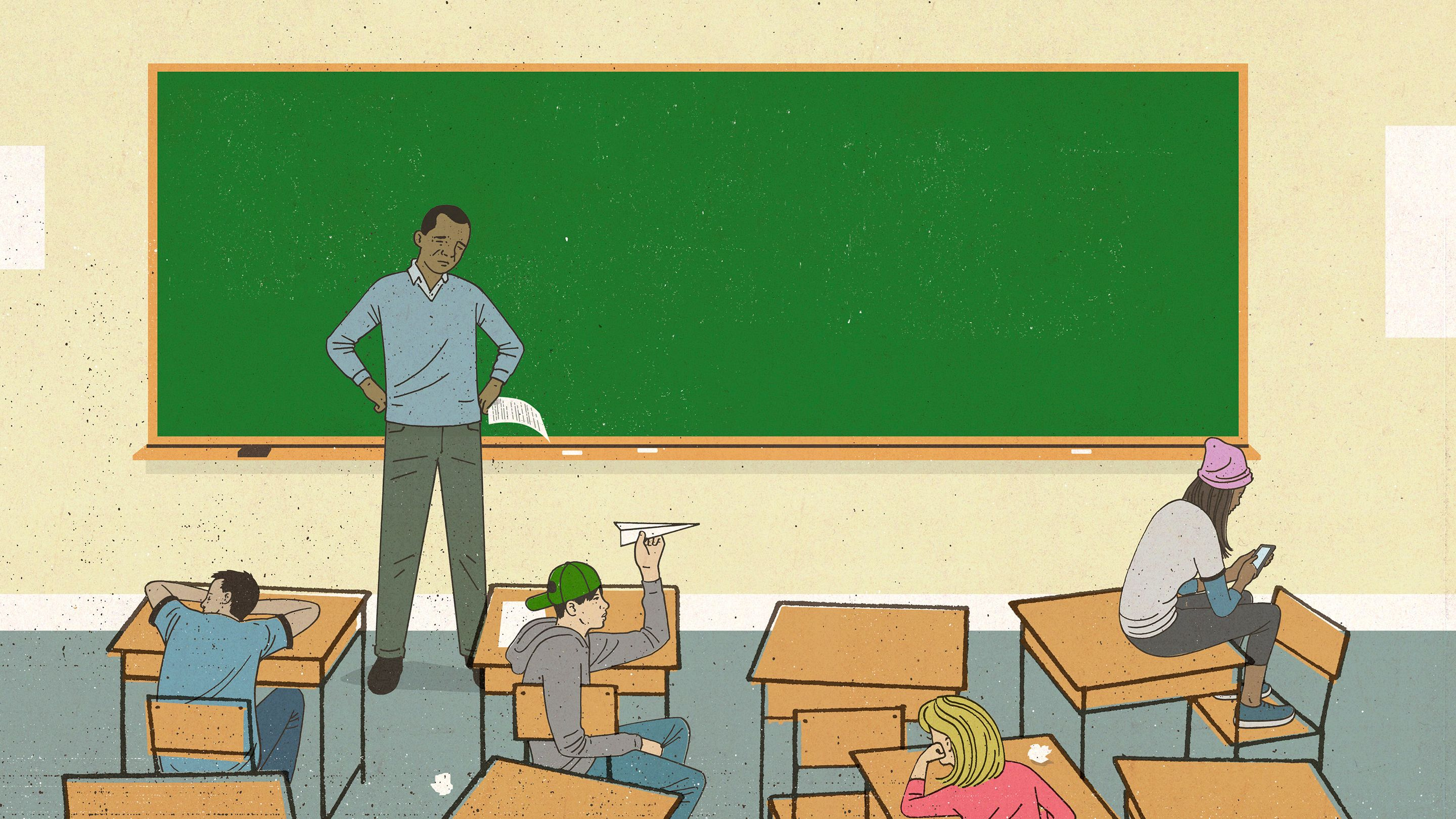 Classroom Management - cover