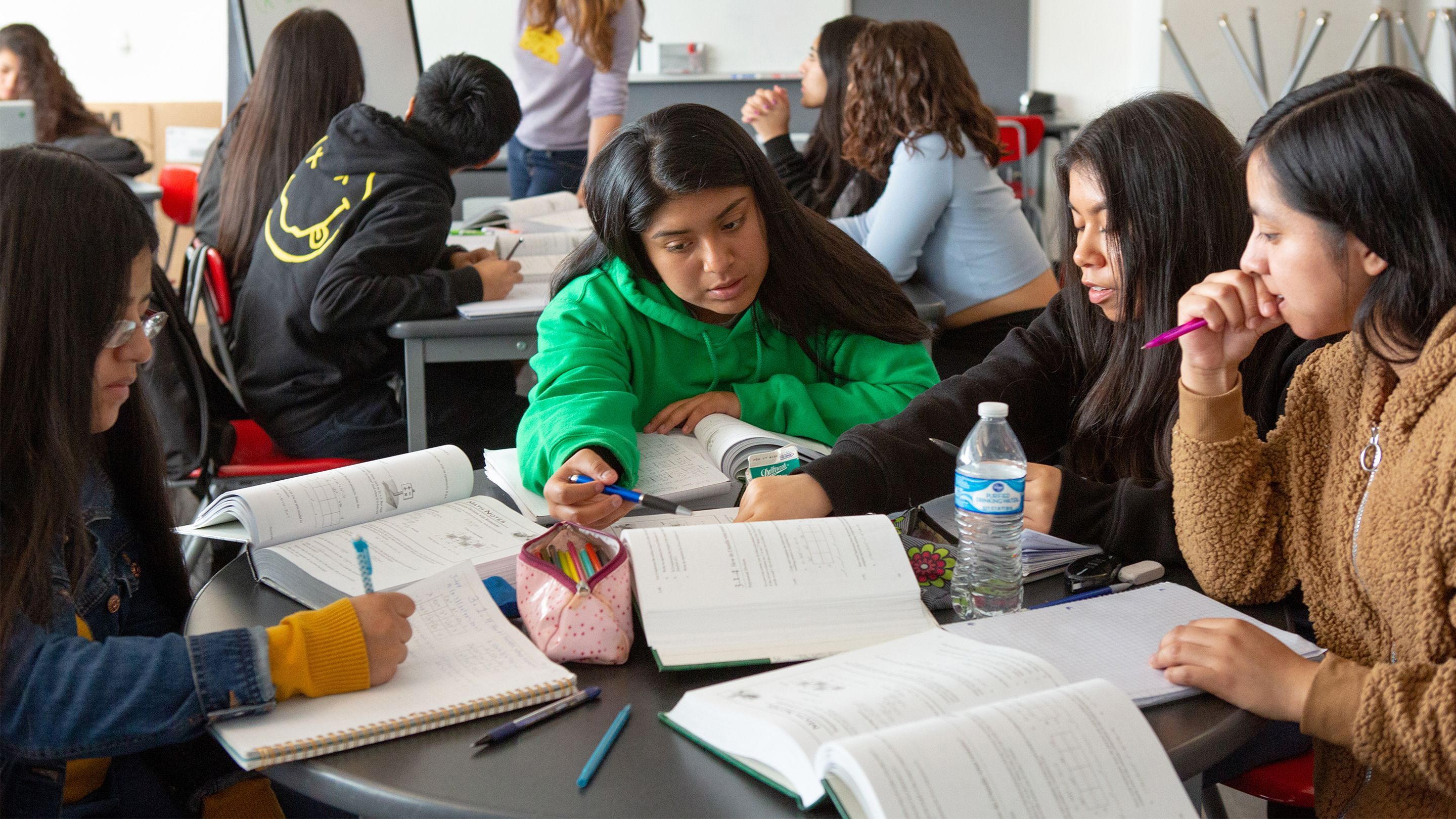 Guiding Students to Be Independent Problem-Solvers in High School STEM Classrooms | Edutopia