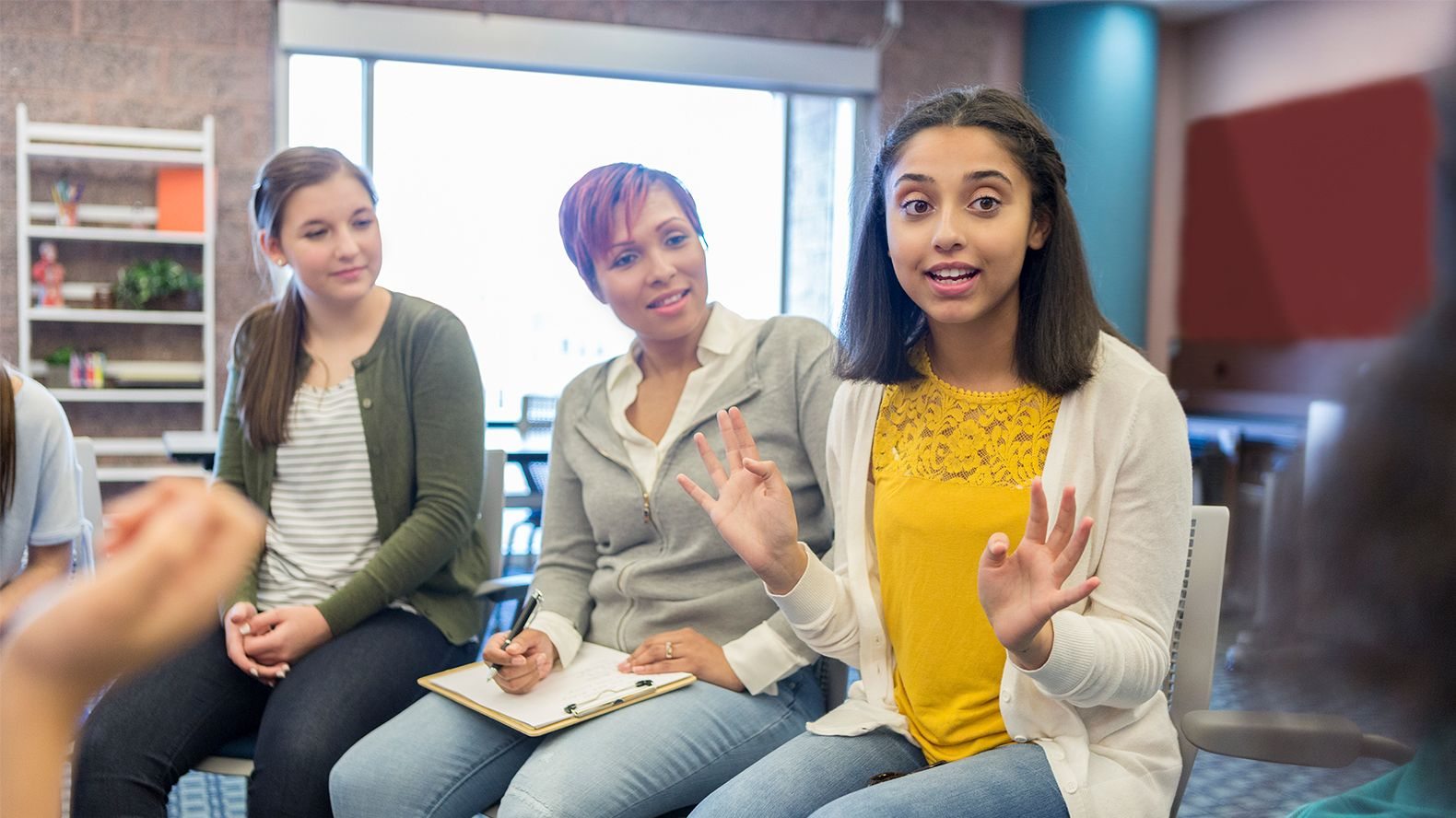 Strengthening Student Relationships Through Oral Storytelling