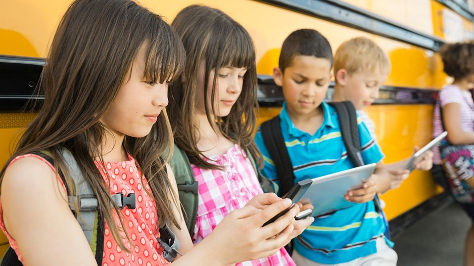 Engage Parents as Partners to Close the Digital Divide