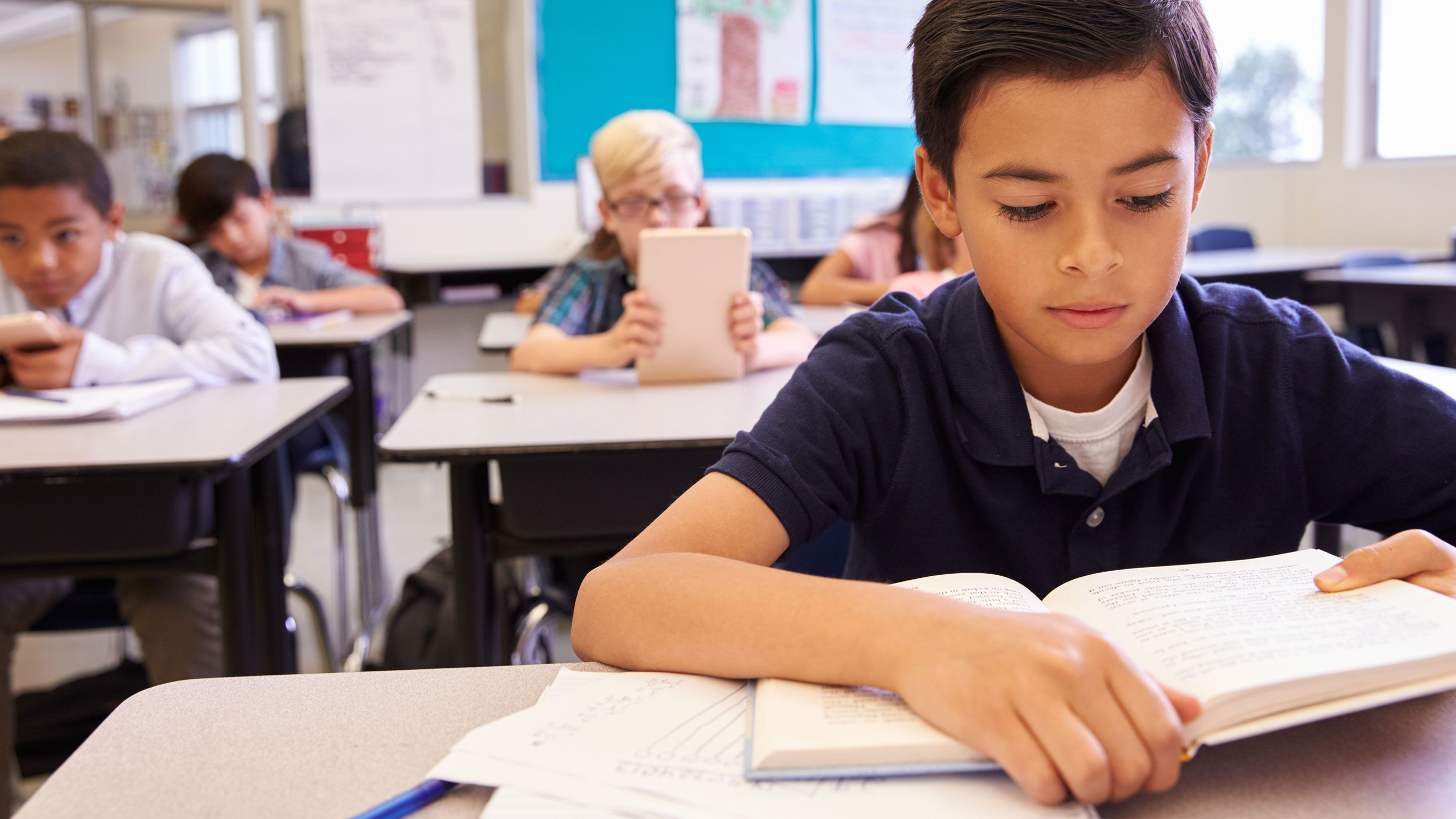 Cultivating a Love of Reading in the Digital Age | Edutopia