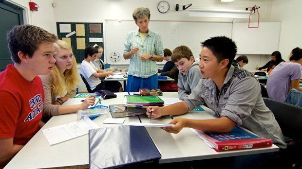Collaborative Work In Classroom ~ How collaborative learning leads to student success edutopia