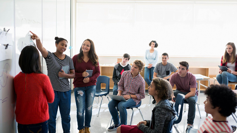 Socratic Seminars: Building a Culture of Student-Led Discussion