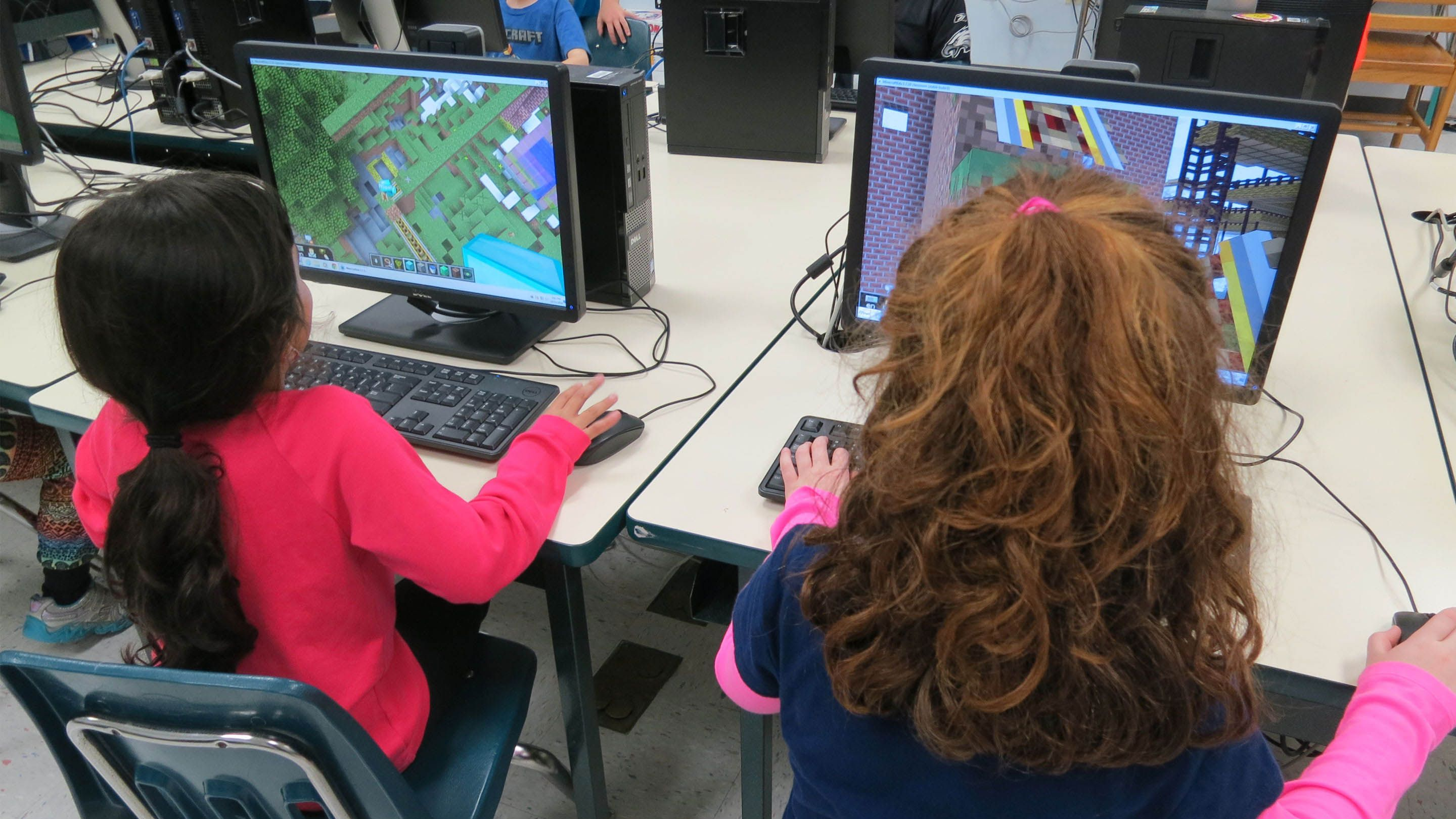 Inspiring Young Writers With Minecraft