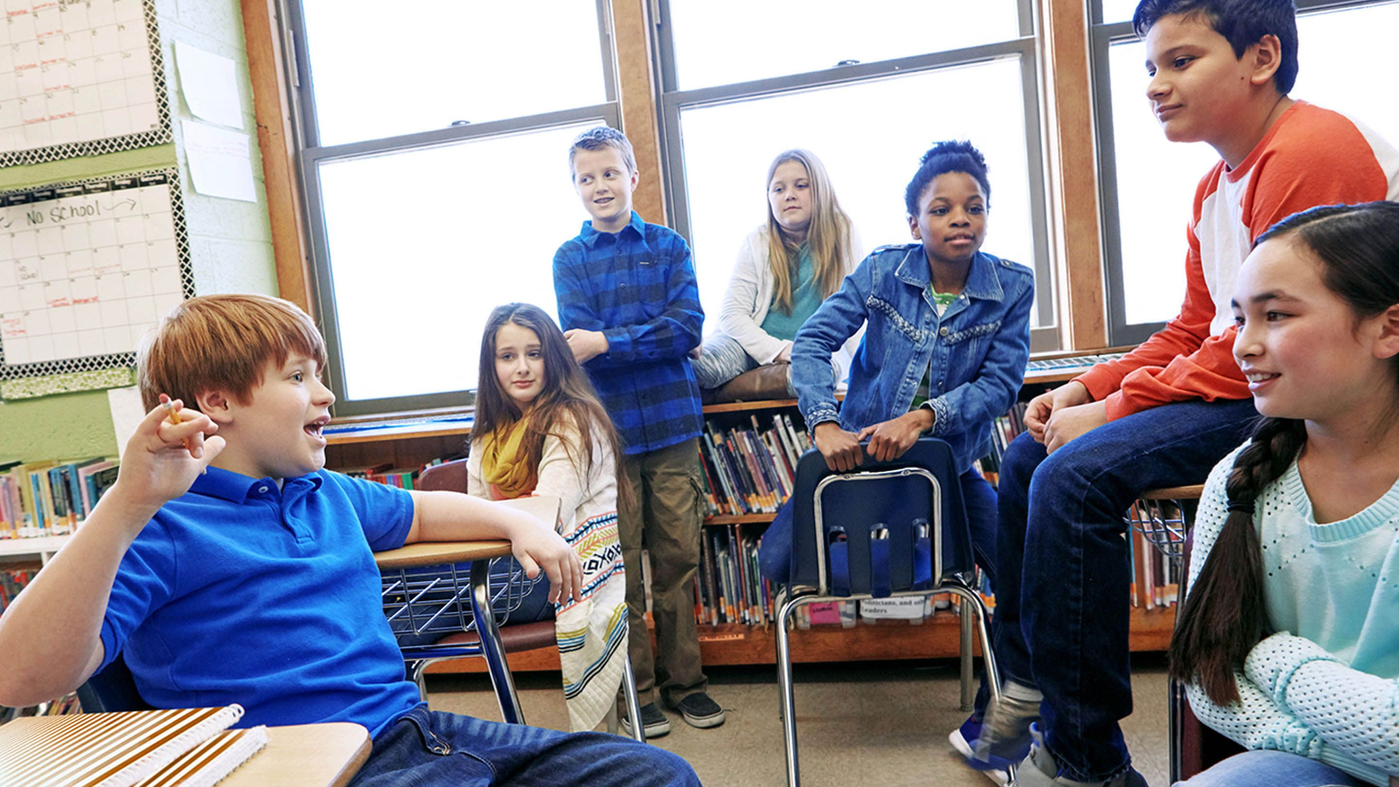 In Language Classrooms, Students Should Be Talking