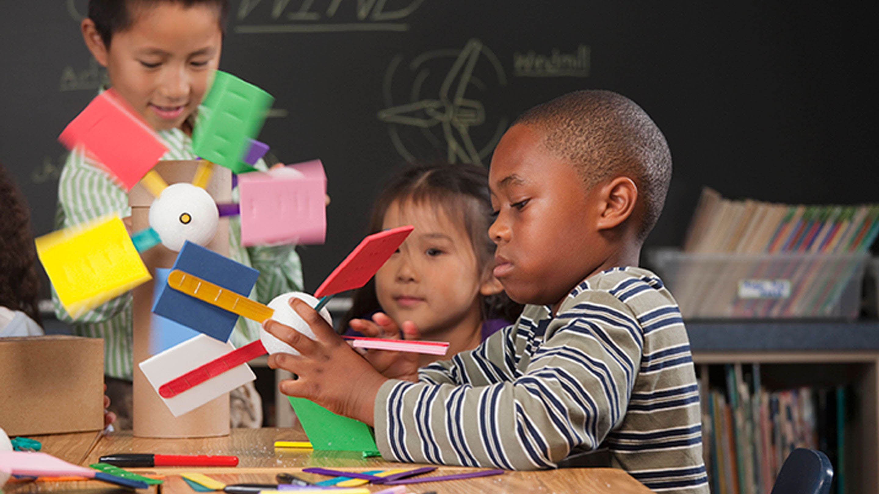 Change It Up With Integrated Learning Day  | Edutopia