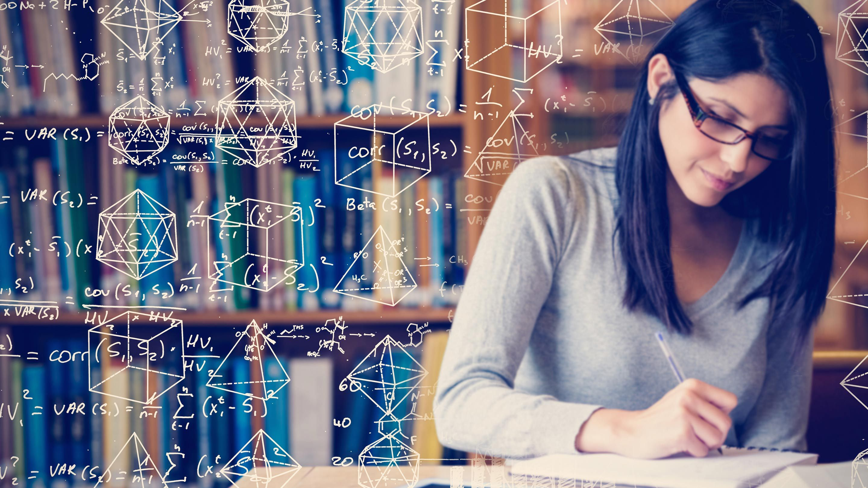 A Surprising Way to Reduce Math Stress