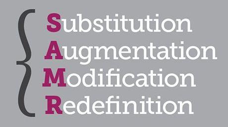 Technology SAMR Model for Administrators - Part 1: Staff Presentations