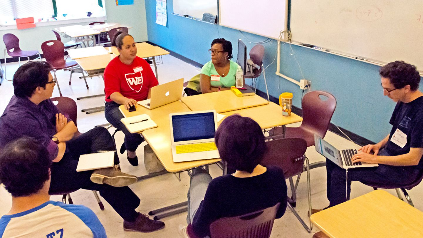 Edcamps: The New Professional Development