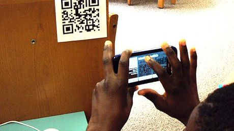 Twelve Ideas for Teaching With QR Codes
