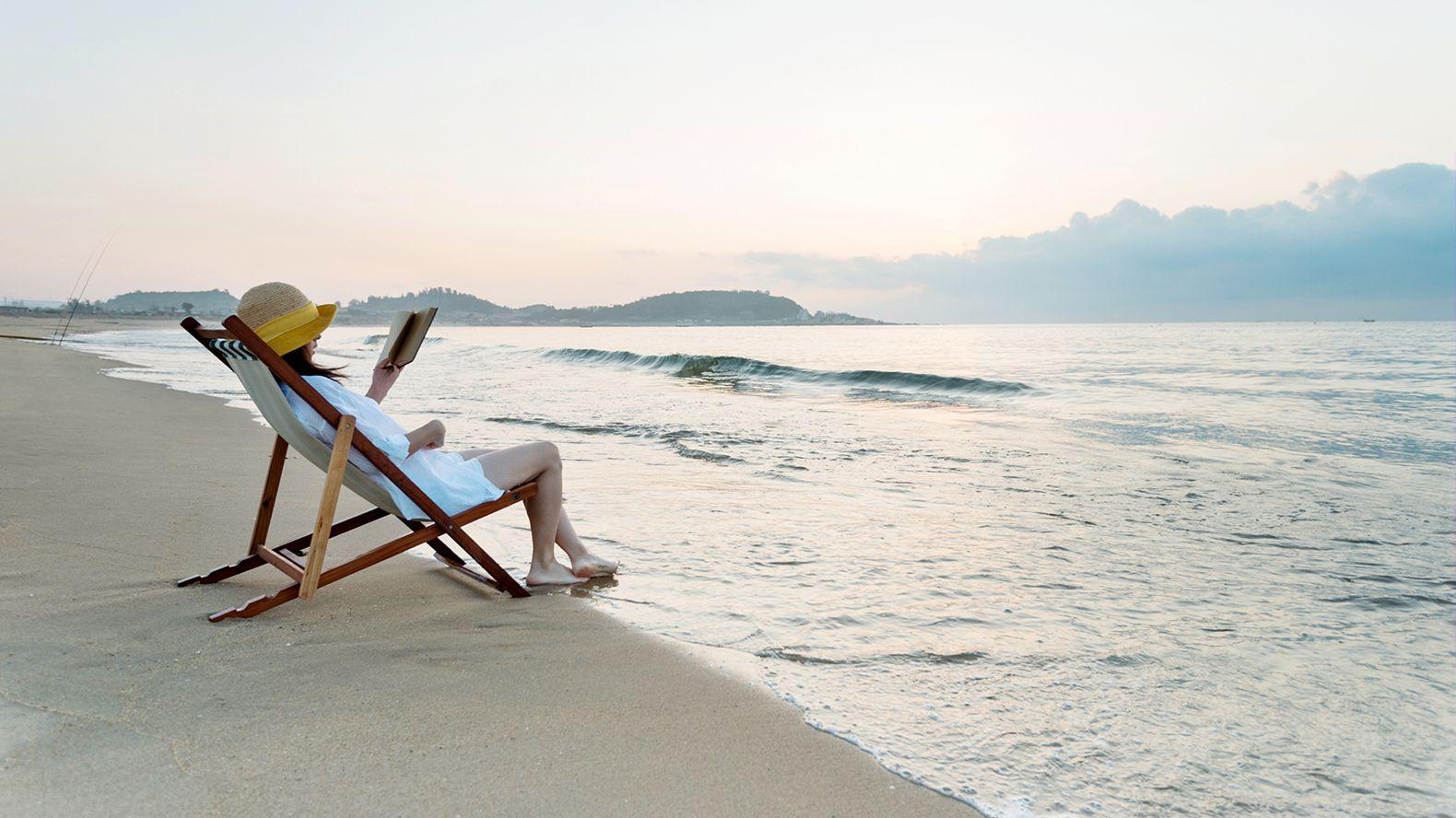 4 Ways to Take a Real Break This Summer   Edutopia
