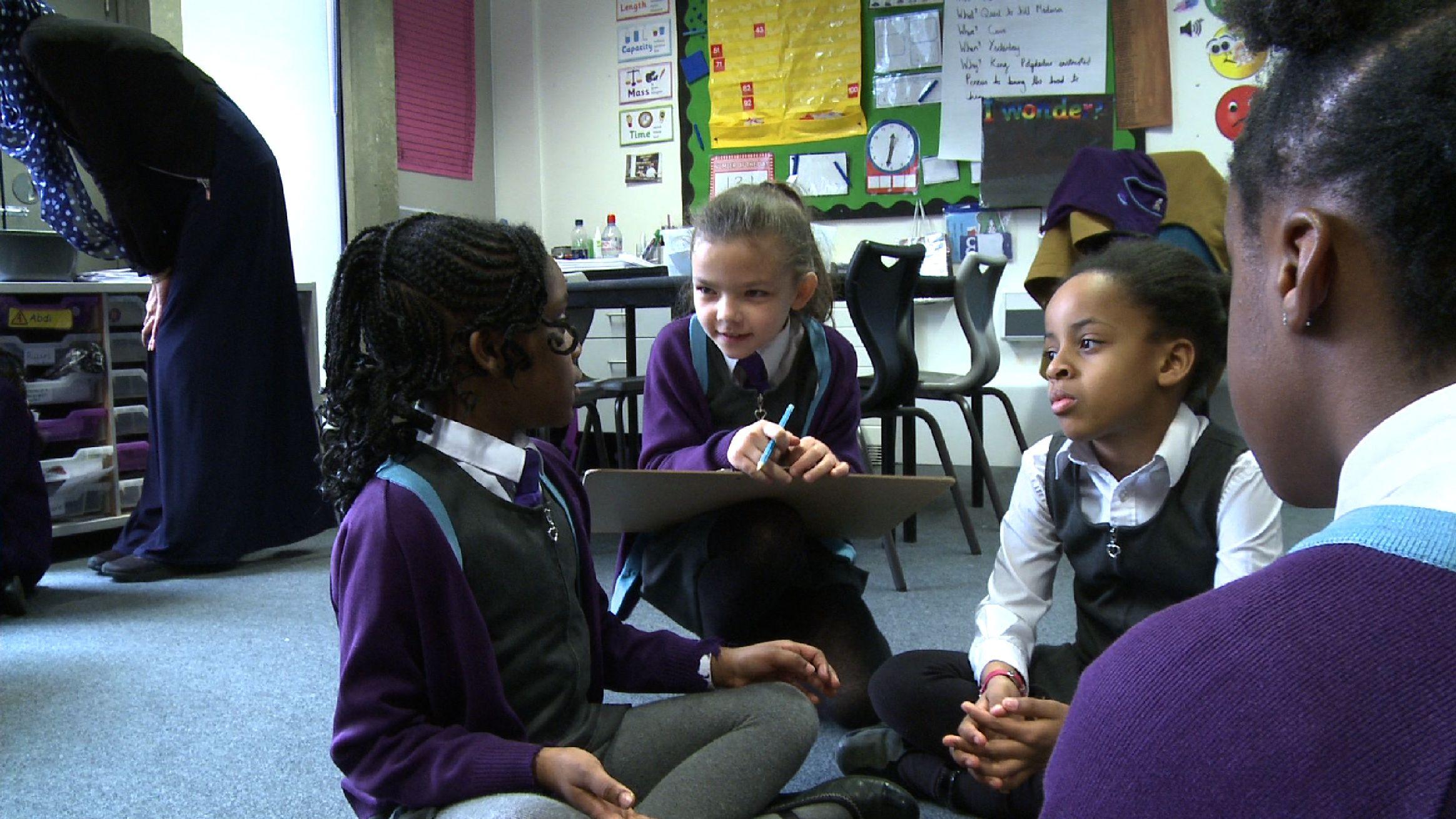 Talking In Class Edutopia
