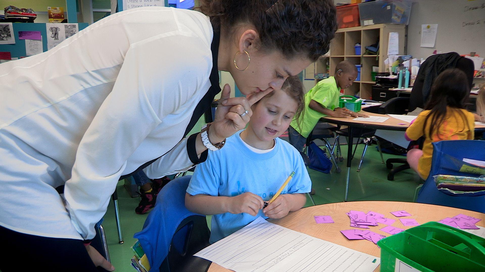 teachers gain from peer review