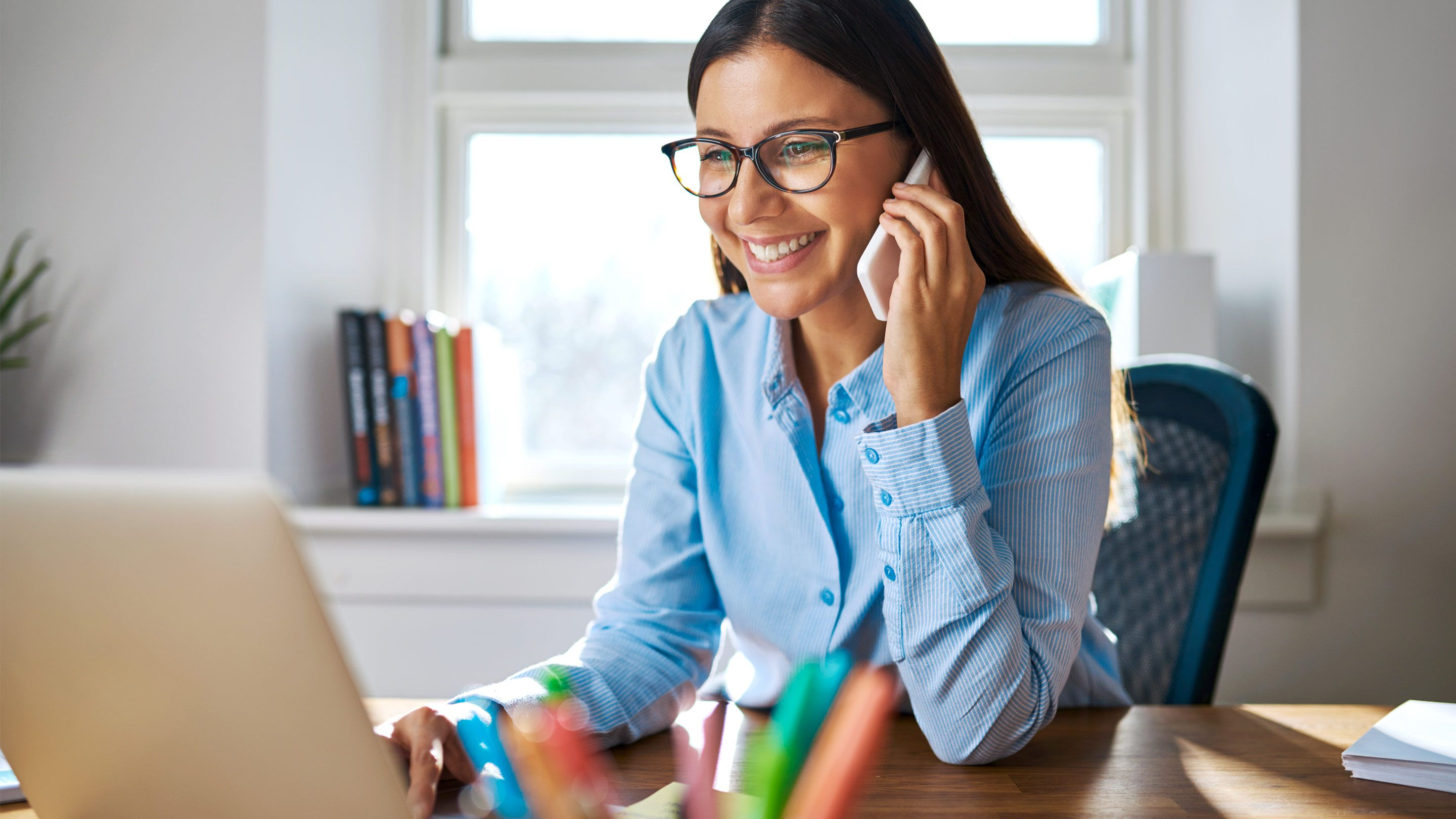 A Phone Call Home Makes All the Difference | Edutopia